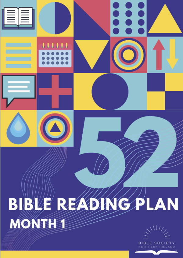 Bible Reading Plan : Month 1